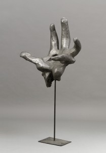 Hand.Monument to thק_Heroesof_theWarsawGhetto II,_1957_