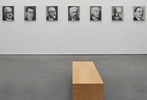 48 portraits by Gerhard Richter 1972