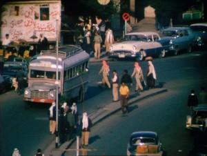 """Still from """"In Jerusalem"""" 1963"""