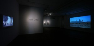 Tamir Zadok, Forefather exhibition view