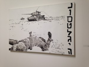 נוסטלגיה, אקריליק על בד Nostalgia, acrylic on canvas - 100x150 ,2012