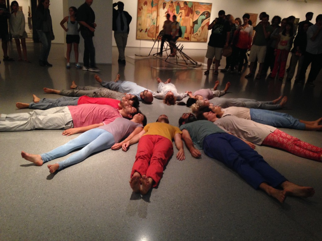 Sharon Zuckerman's Dance Group  Tribute to the Floor
