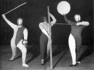 The-Triadic-Ballet.-Dance-of-forms-Oskar-Schlemmer-Werner-Siedhoff-Walter-Kaminsky.Costumes-Kazimir-Malevich