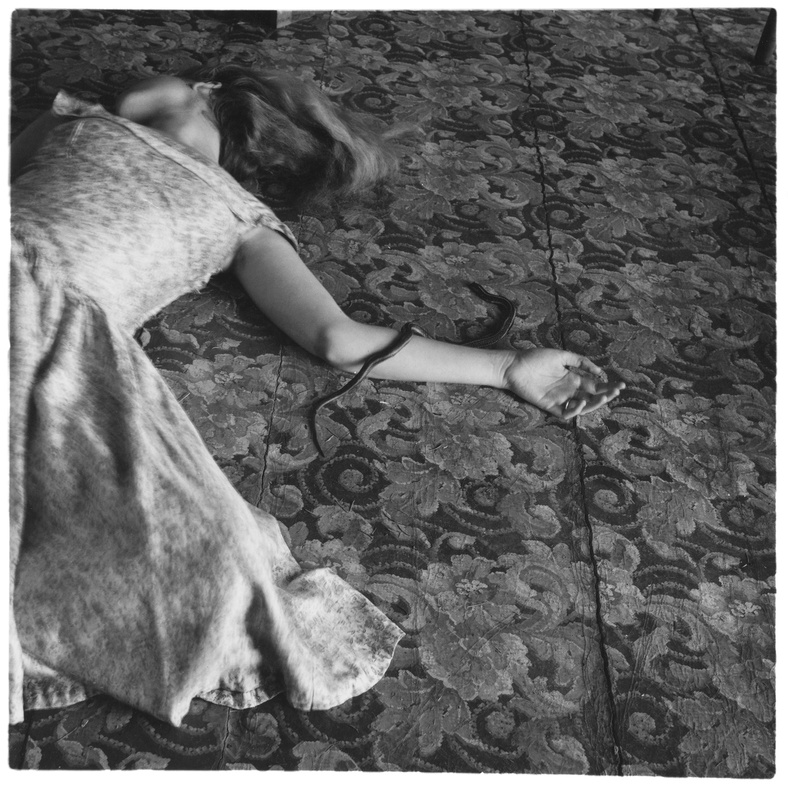 Francesca Woodman,1975-1978