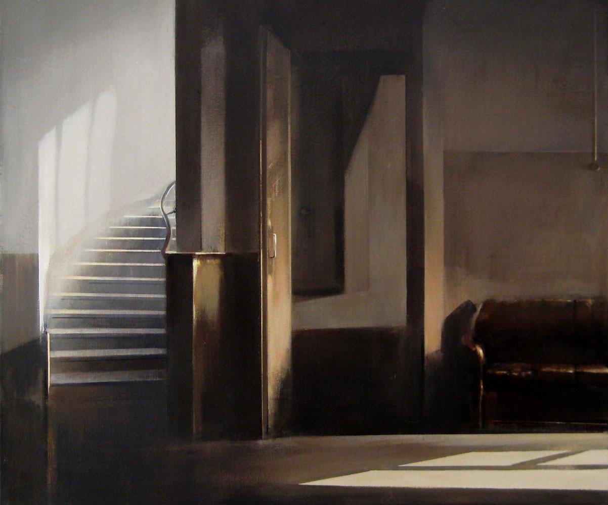 Simon Adjiashvili,Untitled 12,  2014