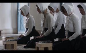 Gili Lavy  La Mère Divine, 2014, 10 min.