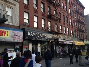 RAMDE ART SALON Art Gallery Barbershop