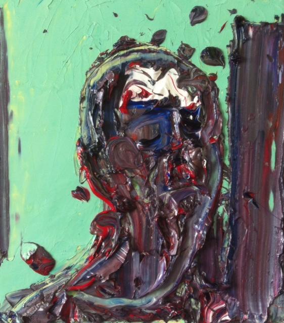 Self Portrait  2015, 40X45