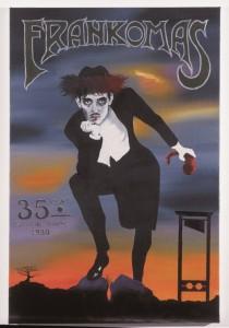Roee Rosen  Justine Frank, Frankomas, 1930, oil on canvas, 90×60