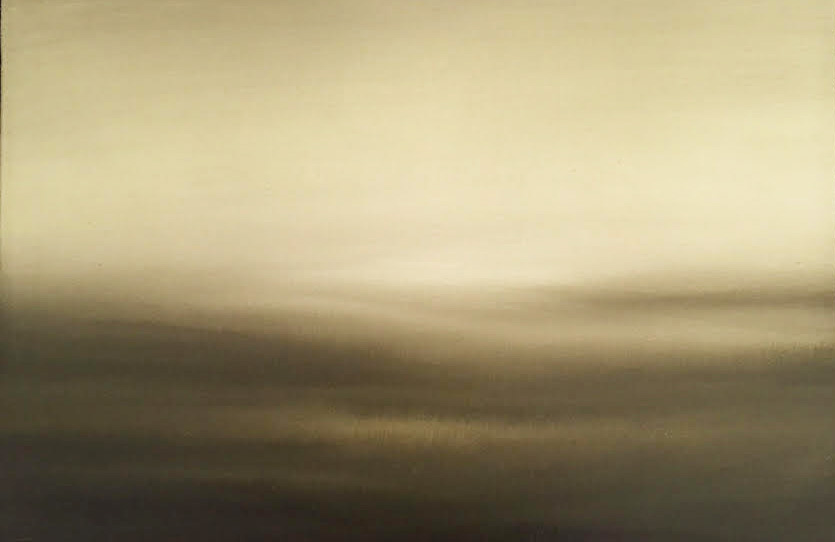 Mosh Kashi flow 60x40 2011,oil on canvas