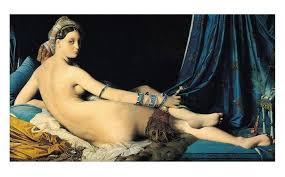 Jean-Auguste-Dominique Ingres, Odalisque