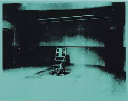 'Electric Chair', Andy Warhol, 1964