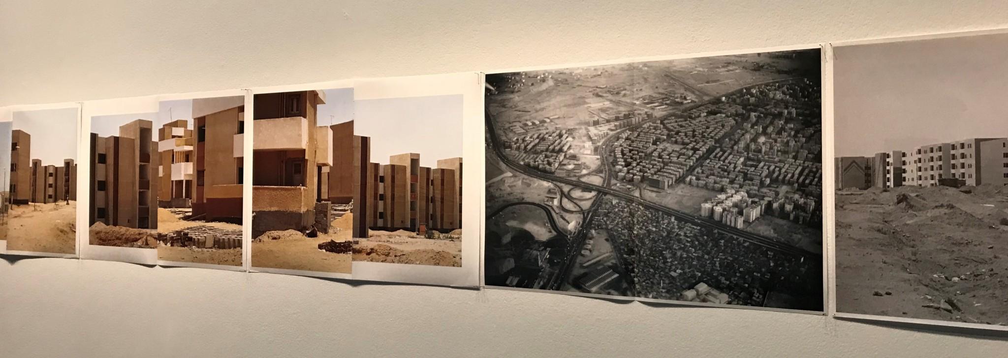 Aglaia Konrad, Desert Cities, impressions digitale sur carton sans acide, 110 x 160 cm, 2007-2009